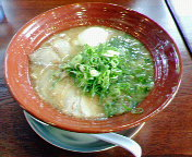 麺屋 五山ラーメン